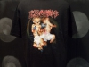 Exodus European tour shirt