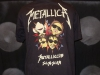 Metallica fanclub t-shirt