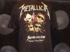 Metallica fanclub t-shirt show