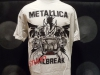Metallica crew t-shirt studiobreak