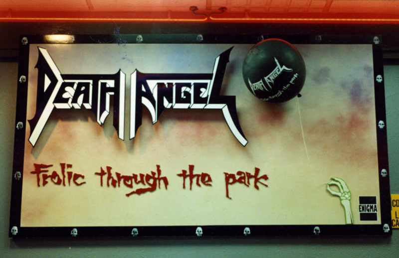 Death Angel - Frolic in the Park