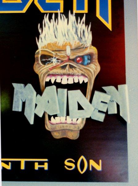 Iron Maiden - 7th Son