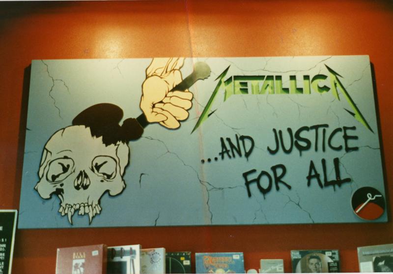 AJFA - Metallica