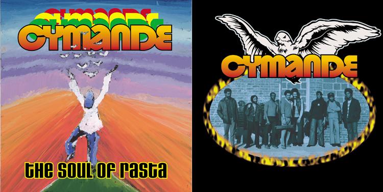 Cymande - reissue CD packaging