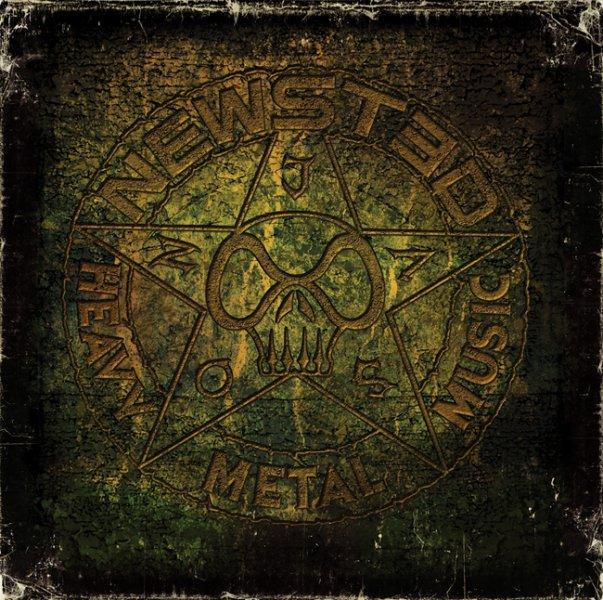 Newsted - Full CD cover