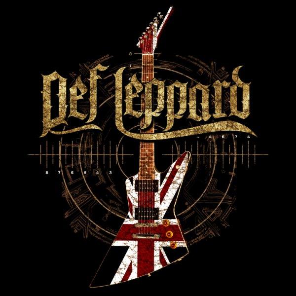 Def Leppard - Gothic Guitar