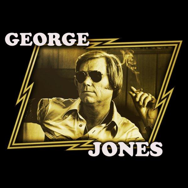 George Jones - Photo retro tee