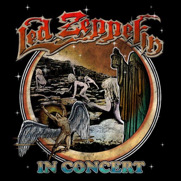 Led Zeppelin- Vintage Concert