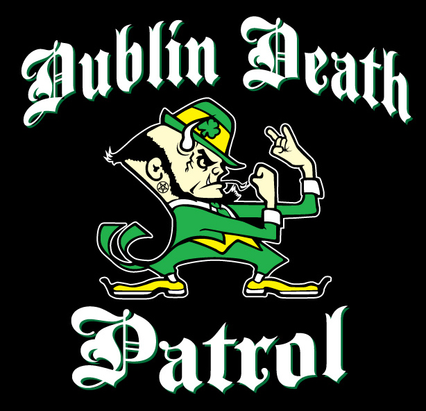 Dublin Death Patrol - Fighting tee