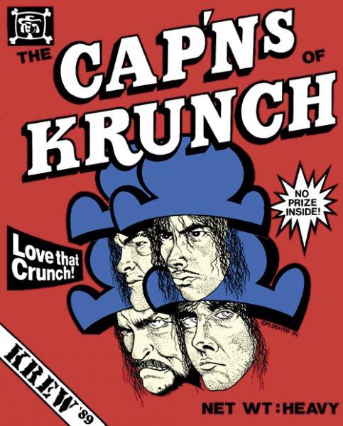 Metallica - Capn\'s of Krunch