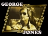 George Jones - Photo retro tee